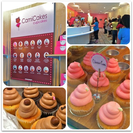 CamiCakes Cupcake Shop in Atlanta a Huge Hit Atlanta Moms