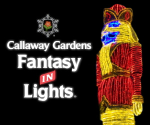Ring in the Holidays at Callaway Gardens Fantasy in Lights