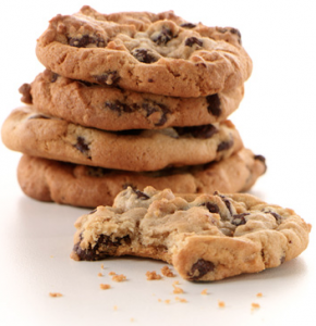 DoubleTree Hilton Chocolate Chip Cookie