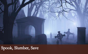 Spook, Slumber, and Save at DoubleTree by Hilton in Savannah, GA