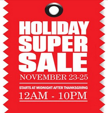 Holiday Shoppers Will Save More And Get More At Sugarloaf Mills During Black Friday Weekend