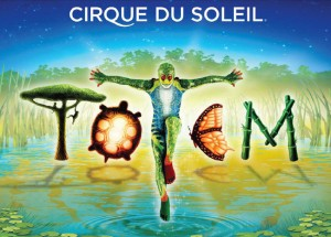 Cirque Du Soleil Atlanta, GA Ticket Giveaway and Ticket Discount