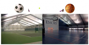 Emory Total Sports Academy Presents:  All-Indoor Winter Sports Camps
