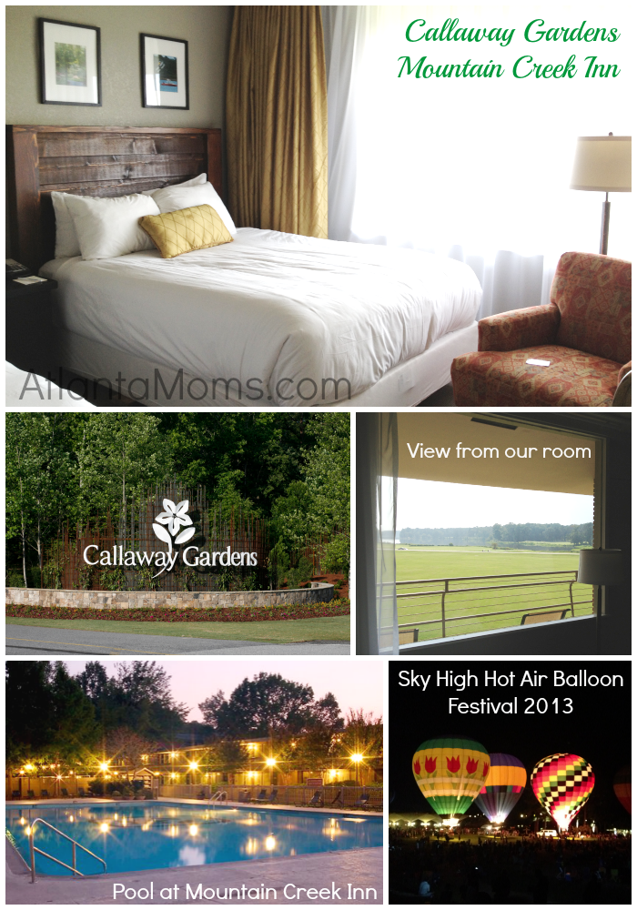 Callaway gardens mountain creek inn a great fall family - Callaway gardens mountain creek inn ...