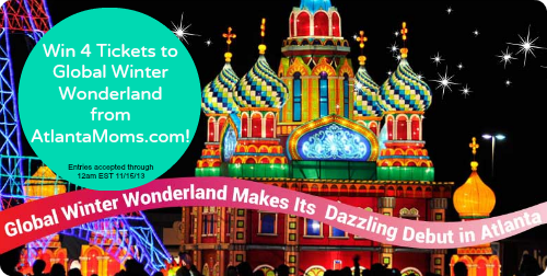 Win tickets to Global Winter Wonderland Atlanta