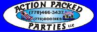 Action packed parties - moonwalk rental